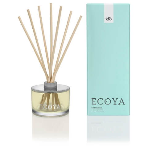 ECOYA Lotus Flower Reed Room Diffuser
