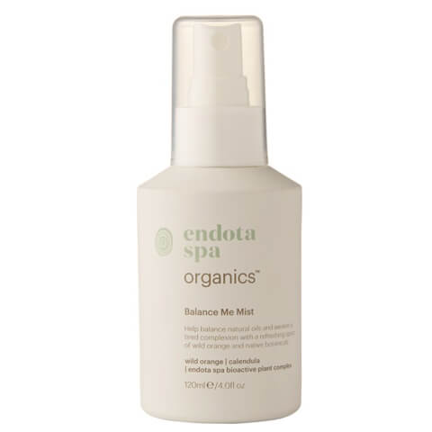 Endota Spa Organics Balance Me Mist 120ml