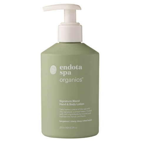 Endota Spa Organics Signature Blend Hand And Body Lotion 250ml