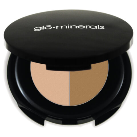 glo minerals Brow Powder Duo Blonde 1.1g