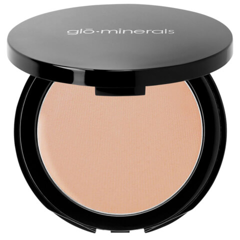 glo minerals Pressed Base Beige-Dark 9.9gm