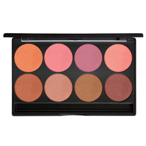 Gorgeous Cosmetics 8 Pan Everyday Blush Palette