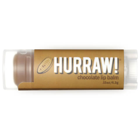 Hurraw! Chocolate Lip Balm 4.3g