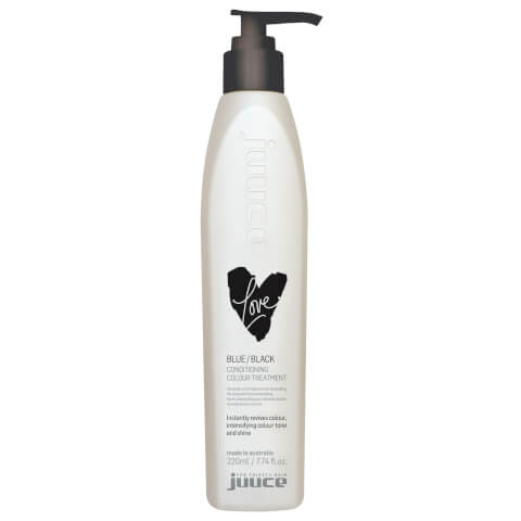 Juuce Love Conditioning Colour Treatment Blue/Black 220ml