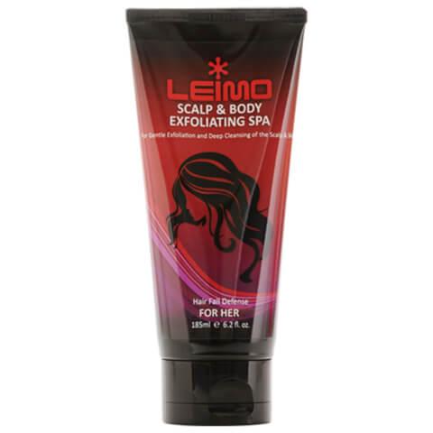 Leimo For Her Scalp Scrub & Body Exfoliating Spa 185ml
