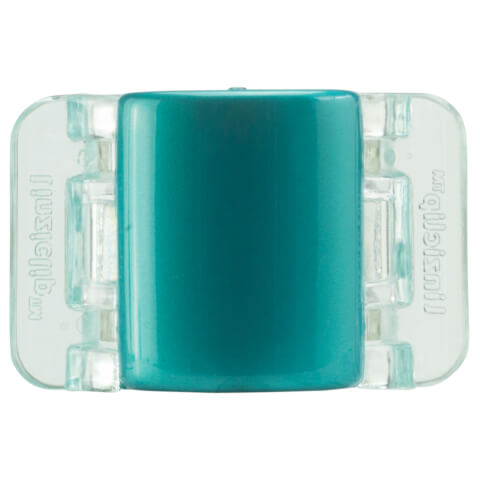 Linziclip Midi Claw Clip - Sea Blue Centre