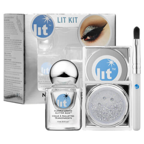 Lit Cosmetics Mini Me Lit Kit - Tinsel Town Size #2 Solid