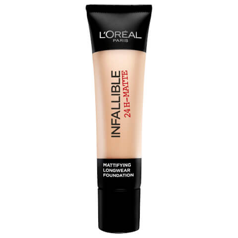 L'Oréal Paris Infallible 24H-Matte Foundation #22 Radiant Beige 35ml