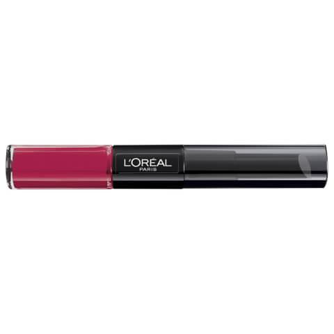 L'Oréal Paris Infallible 2-Step Lipstick #505 Resolution Red 10ml