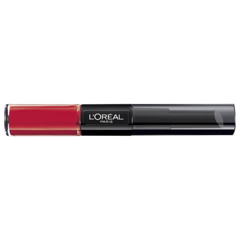 L'Oréal Paris Infallible 2-Step Lipstick #506 Red Infallible 10ml