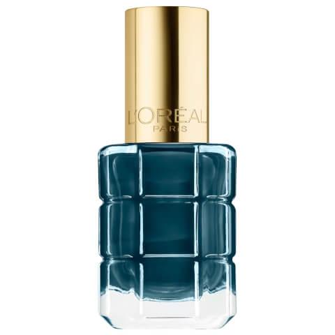 L'Oréal Paris Le Vernis A L'Huile Nail Lacquer #670 Cobalt Indecent