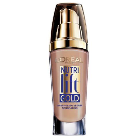 L'Oréal Paris Nutri Lift Gold Foundation #330 Golden Honey 25ml