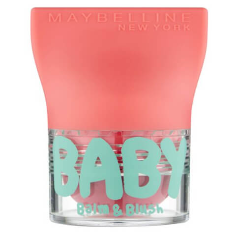 Maybelline Baby Lips Balm And Blush 3.5g