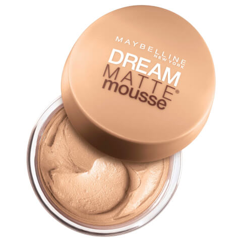 Maybelline Dream Matte Mousse Foundation Classic Ivory 18g