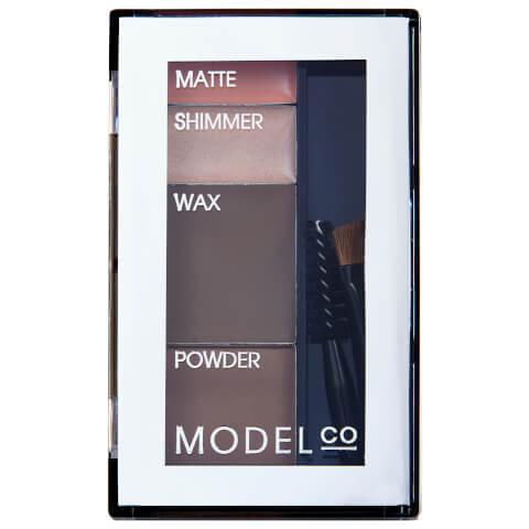 ModelCo Designer Brow Kit - Light/Medium 6.2g