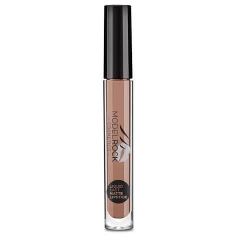 ModelRock Liquid Last Matte Lipstick - 24/7 Nude 3.5ml