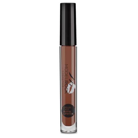 ModelRock Liquid Last Matte Lipstick - Creme De La Choc 3.5ml