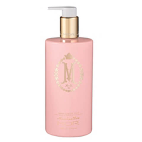 MOR Marshmallow Hand And Body Milk 500ml