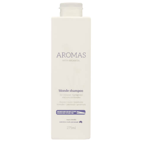 Nak Aromas Blonde Shampoo With Argan Oil 250ml