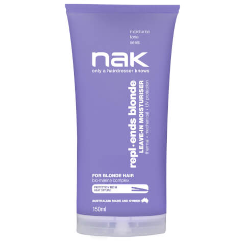 Nak Blonde Repl.Ends Leave-In Moisturiser 150ml