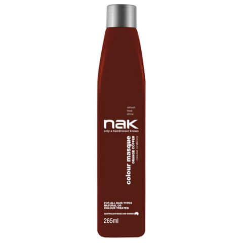 Nak Colour Masque Coloured Conditioner - Orange Copper 265ml