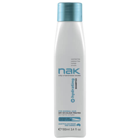 Nak Hydrating Shampoo Travel Size 100ml