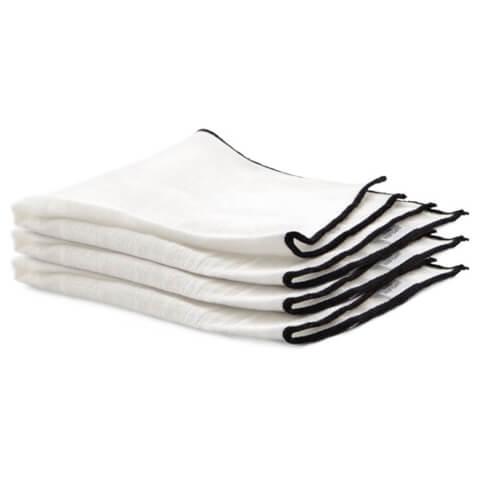 Napoleon Perdis Cleansing Muslin Cloths 3 x Pack