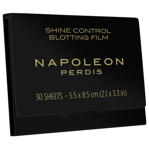 Napoleon Perdis Shine Control Blotting Film - 30 Sheets
