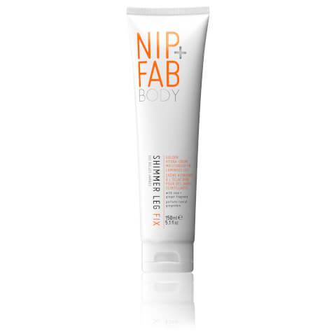 Nip + Fab Body Shimmer Leg Fix Moisturiser 150ml