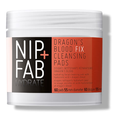 Nip + Fab Dragon's Blood Fix Cleansing Pads - 60 Pads