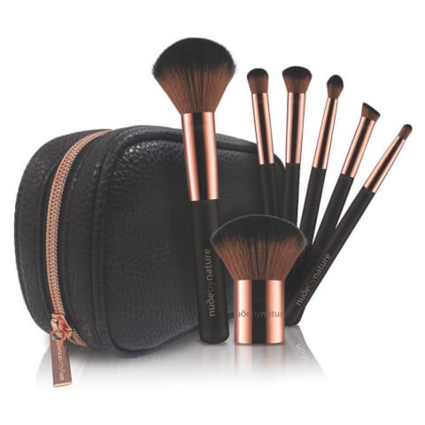 nude by nature Essential Collection Professional Brush Set