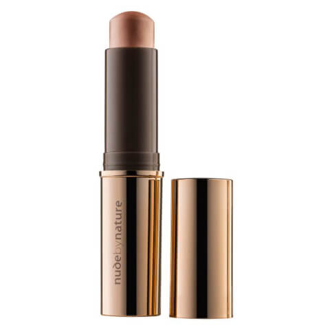 nude by nature Touch Of Glow Highlight Stick #03 Bronze 10g