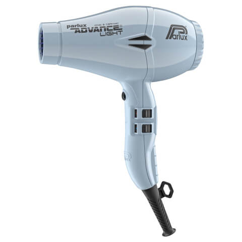 Parlux Advance Light Ionic And Ceramic Dryer - Ice Blue