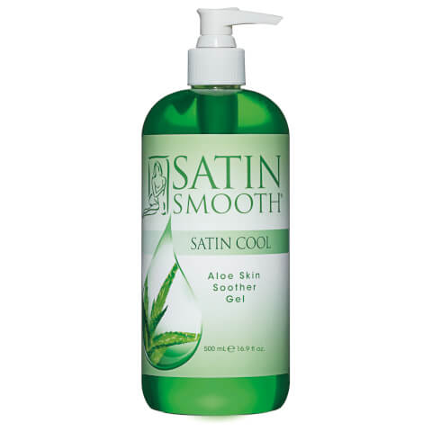 Satin Smooth Satin Cool Aloe Skin Soother Gel 473ml