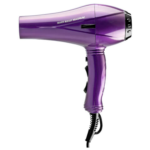 Silver Bullet Magnum Professional Hair Dryer - Purple