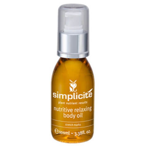 Simplicite Nutritive Relaxing Body Oil