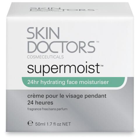 Skin Doctors Supermoist 24hr Hydrating Face Moisturiser 50ml