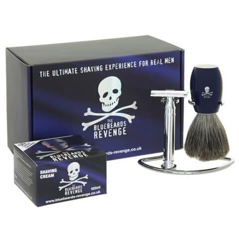 The Bluebeards Revenge Privateer Collection Double Edge Razor Gift Set