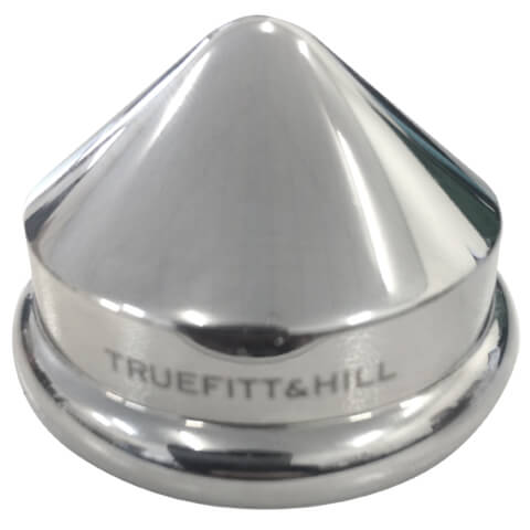Truefitt & Hill Men's Chrome Cone Razor Stand