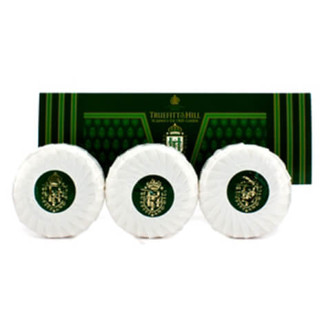 Truefitt & Hill Men's Luxury Soap West Indian Limes 3X150g