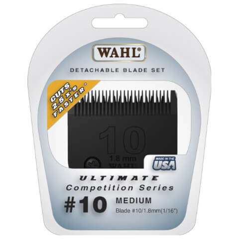 Wahl Ultimate Competition Series #10 Blade Set 1.8mm