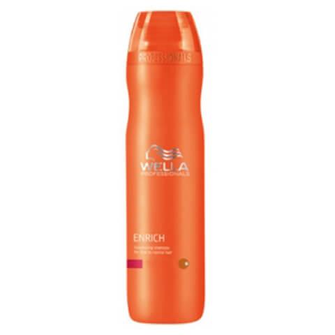 Wella Professional Enrich Moisturising Shampoo 250ml