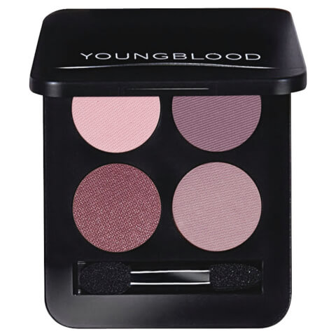 Youngblood Pressed Mineral Eye Shadow Quad 4g - Vintage