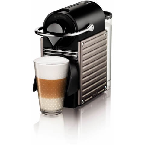 how to use nespresso machine pixie