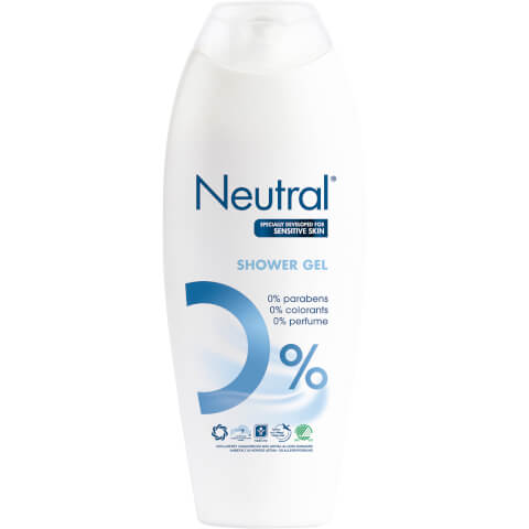 Neutral 0% Shower Gel 250ml