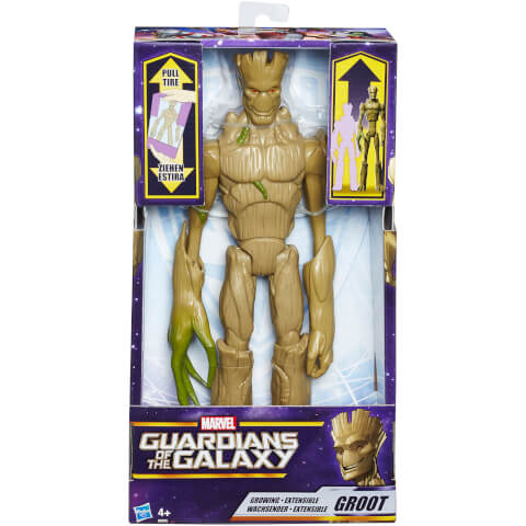 Marvel Guardians of the Galaxy Titan Hero: Deluxe Growing Groot