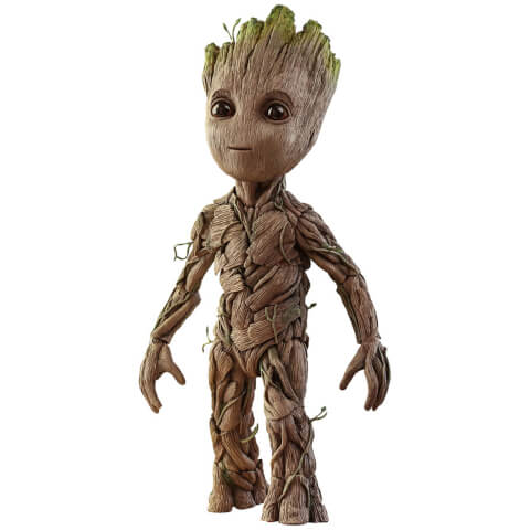 Guardians of the Galaxy Vol. 2 Life-Size Masterpiece Groot Action Figure (26cm)