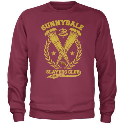 Buffy The Vampire Slayer Sunnydale Slayers Club Sweatshirt