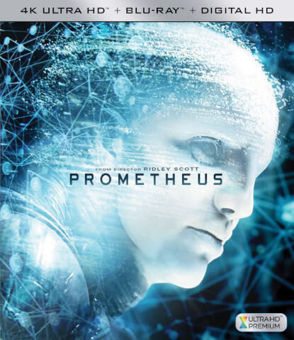 Prometheus - 4K Ultra HD (Includes UV Copy)
