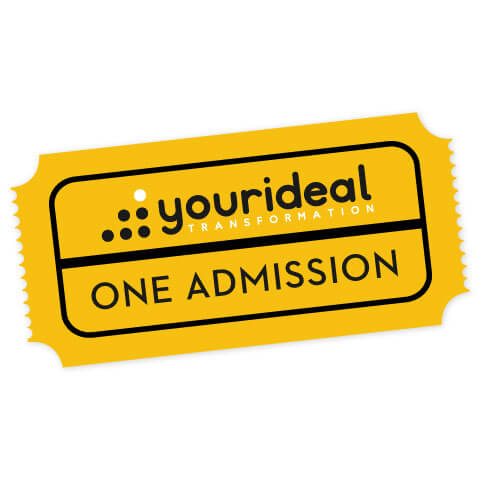 Your Ideal Transformation Live Event All Access Pass